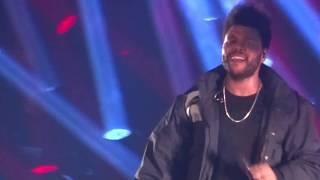 The Weeknd - I Feel It Coming (2018 Live In Seoul, Korea) [더 위켄드 내한 공연]