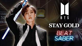 Stay Gold - BTS (Beat Saber)