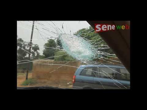 Vidéo-Autoroute à péage: Le film d'une agression raconté par une victime
