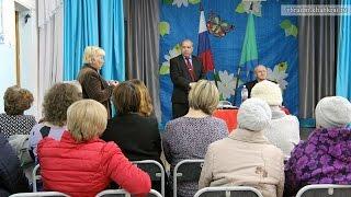 Информационные встречи П.Ф. Титкова с жителями пп. Аланап и Тырма (видео)