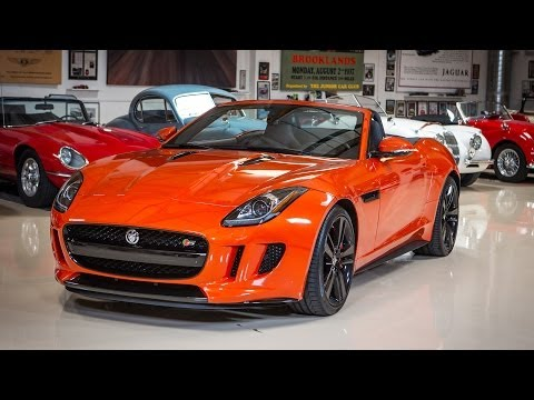 2014 Jaguar F-Type V8 S Quick Look