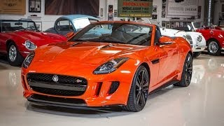 Jaguar F-Type V8 S 2014 - Jay Leno's Garage