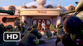 Planet 51 #5 Movie CLIP - Time to Run (2009) HD