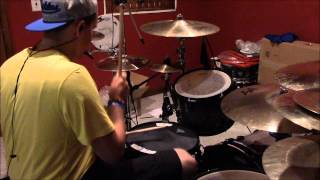Disciple-Drum Cover-Someday