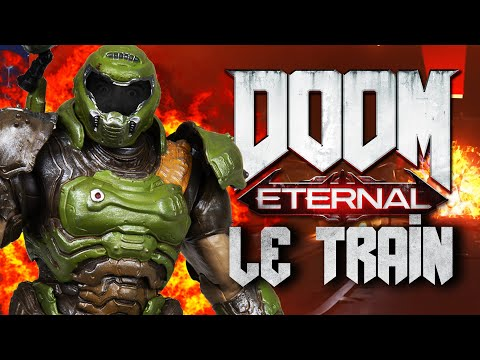Doom Eternal #5 : Le train