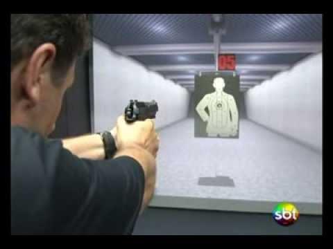 Simulador de tiro