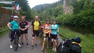 Велопрогулка Чехия - Германия\ The bicycle trip to Czech Republic & Germany