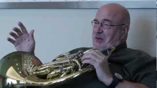Philip Myers plays the cadenza from Mozart's Horn Concerto No. 3