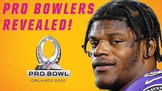 NFL 2020 Pro Bowlers Revealed!