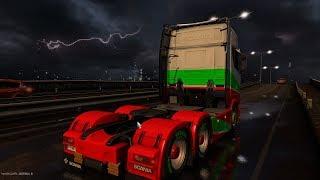 Euro Truck Simulator 2 - ETS MP 2 - G29 - Ep.21