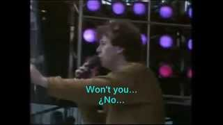 Don't you forget about me  Simple minds Ingles - subtitulado castellano -