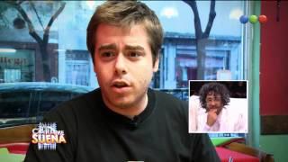 Sorpresa para Pablo Granados, mensaje de su hijo - Tu Cara Me Suena 2013