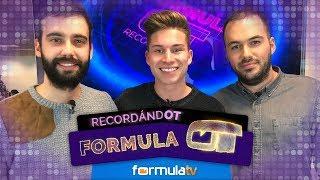 Raoul Vázquez recuerda 'OT 2017' y explica la verdad sobre su relación con Agoney - Fórmula OT