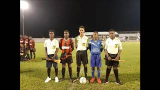 Finale Coupe de Guyane U15 2019