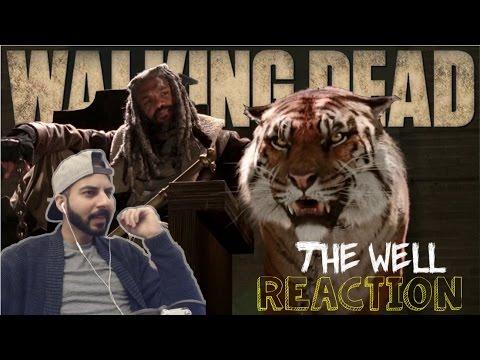 The Walking Dead - 7x2 -  REACTION