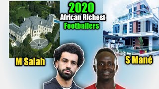 Top 10 Richest Footballers in Africa 2020