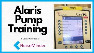 Alaris pump