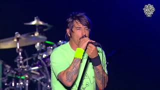 Red Hot Chili Peppers   Dark Necessities (Lollapalooza Chile 2018)