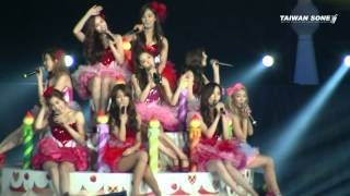 131109-10 My J @ Girls' Generation World Tour 香港