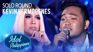 Kevin Hermogenes - I Didn't Know My Own Strength | Solo Round | Idol Philippines 2019