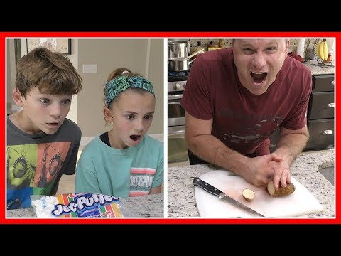 DAD PRANKS US! | We Are The Davises