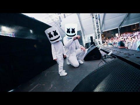 Marshmello Hangout Festival Recap