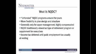 Comprehending Internal Revenue Code 409A