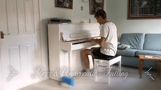 REZZ & Underoath   Falling (Sammy Perry Piano Cover + Sheets)