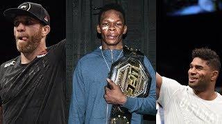 Боец UFC завершил карьеру, Оверим хочет драться с россиянином, временный чемпион UFC о следующем бое