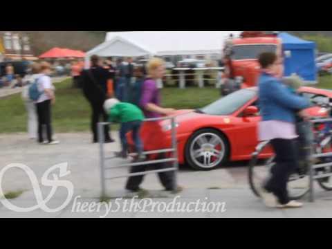 Ferrari Aufsetzer