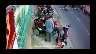 Pishang!!! Dalam 5 Saat je Motosikal Y15zr Boleh Dicuri & Jalan Penyelesaian Untuk Atasi Masalah Ini