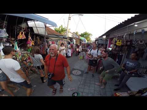 Feduk Ukulele На Рынке На Бали видео