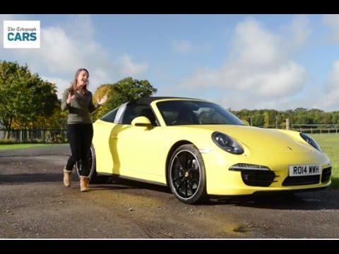 Porsche 911 Targa 2014 review | TELEGRAPH CARS