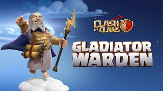Gladiator Warden: Make Thunder Now! (Clash of Clans Official) - Download this Video in MP3, M4A, WEBM, MP4, 3GP