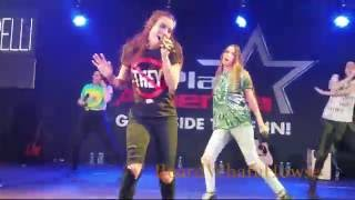 """Good Enough"" + ""Renegade"" w/ Lisa's Opening Speech (Cimorelli Concert Videos 5-22-16)"