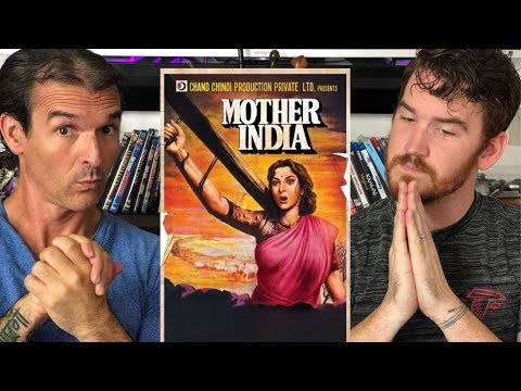 Mother India (1957)  Trailer REACTION! | Nargis