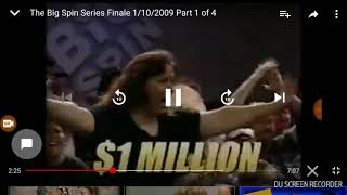 The Big Spin 1,000,000 3,000,000 2,080,000 Winner 🏆