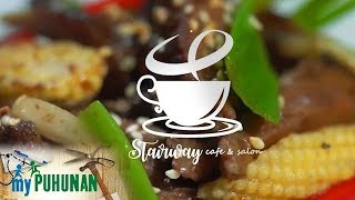 ALS| Stairway Cafe | My Puhunan