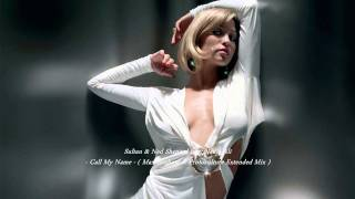Sultan & Ned Shepard feat. Nadia Ali - Call My Name ( Max Graham & Protoculture Extended Mix )