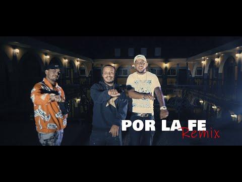 Lito Kairos - Por la Fe Remix ❌ Daffy El Audio Feat El Shore (Video Oficial)