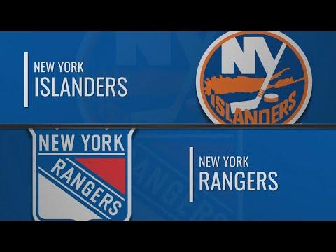 Нью-Йорк Айлендерс - Нью-Йорк Рейнджерс | НХЛ обзор матчей 13.01.2020 | NY Islanders vs NY Rangers