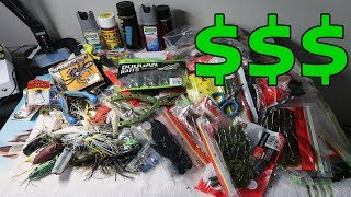MASSIVE Fishing Tackle Lot Bought On EBay SUPER CHEAP!! (AMAZING FIND)