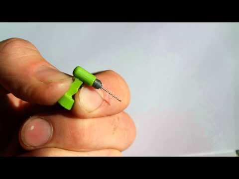This Is The Cutest (And Possibly Smallest) 3D-Printed Drill In The World
