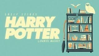 Harry Potter | Shelf Series Illustration