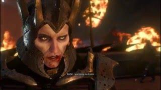 Witcher 3 - Geralt vs Eredin Cutscene