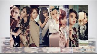 Girls' Genration (소녀시대) - One Last Time [English Cover Lyric Video]