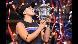 Bianca Andreescu vs. Serena Williams   US Open 2019 Finals Highlights
