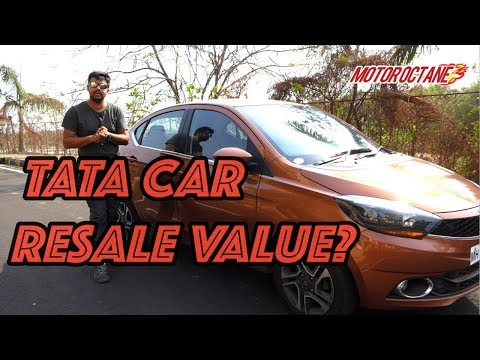 2018 Tata Cars - Resale Value Good Or Bad? | MotorOctane