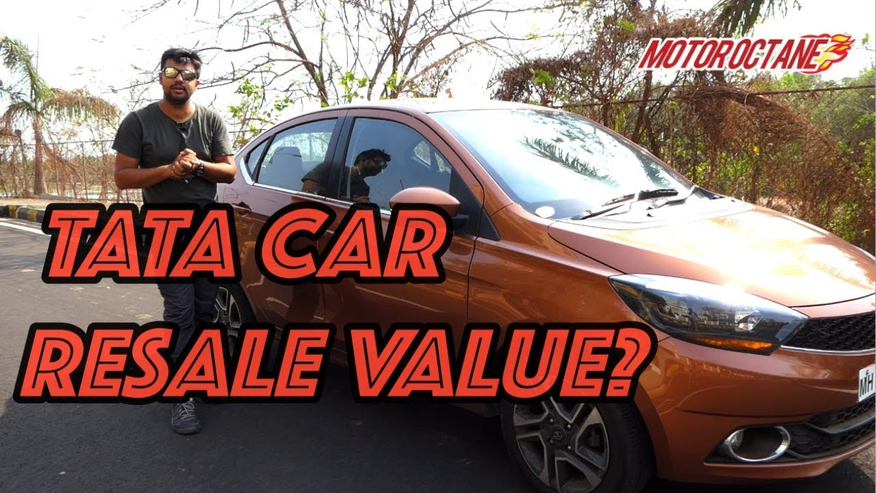 Motoroctane Youtube Video - 2018 Tata cars - Resale value good or bad? | MotorOctane