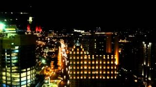 preview picture of video 'Baku time-lapse'